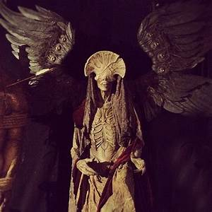 Angel of Death from Hellboy | Guillermo del Toro | Pinterest