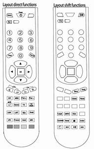 Remote Controls Bauhn   Replacement Remote Control For