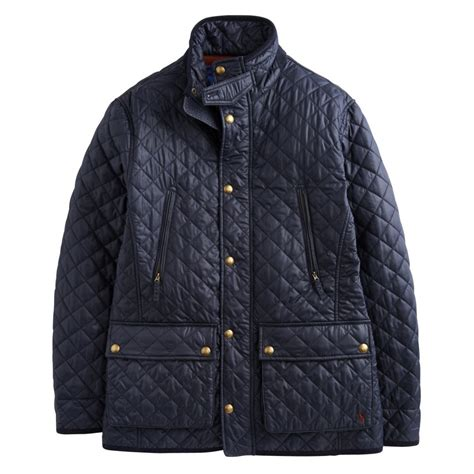 mens quilted jacket joules foxton mens quilted jacket