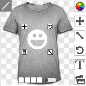 Créer Son Tee Shirt : t shirts personnalis s en ligne impression l 39 unit ~ Melissatoandfro.com Idées de Décoration