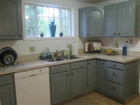 behr kitchen cabinet paint behr gotham gray marquee paint painted builder s 4407