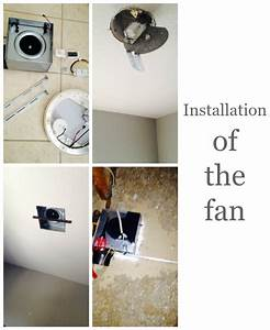 replace bathroom fan no attic access 28 images With install bathroom exhaust fan without attic access