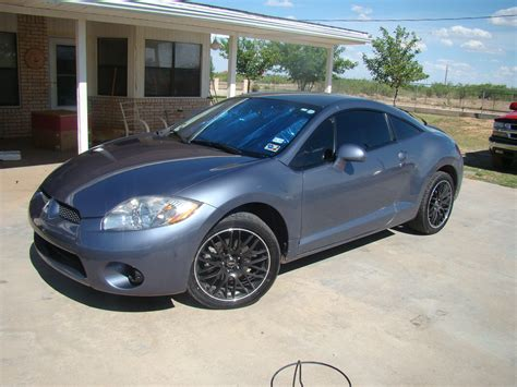Mitsubishi Eclipse 4g by 4g Is For Me 2007 Mitsubishi Eclipse Specs Photos