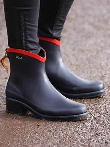 Aigle Miss Juliette Bottillon Ankle Boot