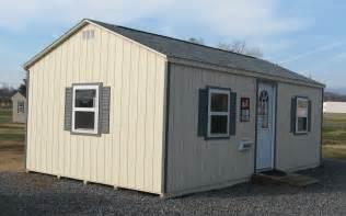 Wood Storage Sheds Building Plans