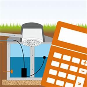 Terrassendielen Berechnen : berechnung regenwassertank gr e ~ Themetempest.com Abrechnung