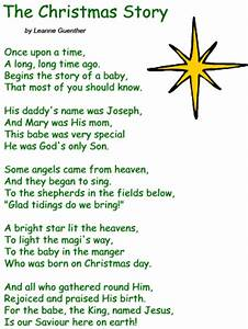 christmas poems for preschoolers