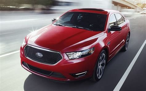 Report 2018 Ford Taurus 2018 ford taurus can it be ford s flagship model once again