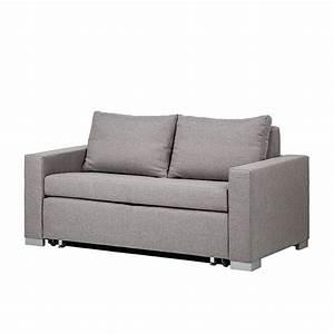 Schlafsofa Latina Iv : schlafsofa stoff grau 165x90 sofa couch schlafcouch ~ Michelbontemps.com Haus und Dekorationen