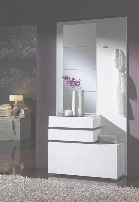 vestiaire d entr 233 e lina coloris blanc et gris cendr 233 meuble d with regard to meuble d entr 233 e