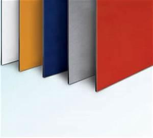 Panneau Composite Aluminium : panneau composite aluminium rev tement polyester panneau ~ Edinachiropracticcenter.com Idées de Décoration