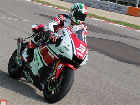Luca Cadalora Yamaha Yzr M1
