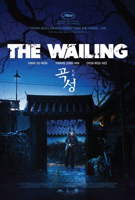 wailing movie poster film