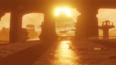 greatest video game scenes ep  hd journey sand