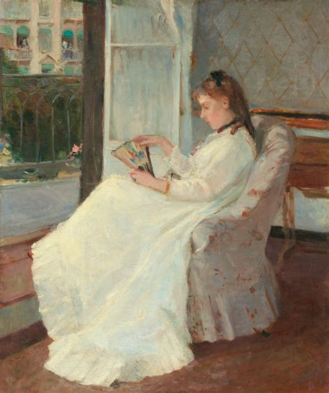 top impressionist paintings by berthe morisot