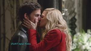 Once Upon A Time 6x20 Emma Kisses Frozen Hook & Finds all ...