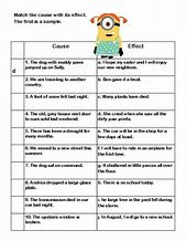 HD wallpapers cause effect worksheets first grade 33d3android.gq