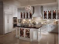 kitchen cabinets white Beautiful Antique White Kitchen Cabinets for Timeless ...