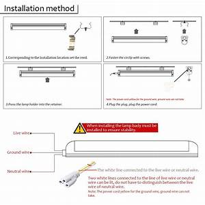 T8 Led Tube Light Wiring Diagram