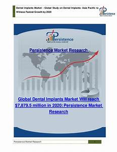 Dental implants market - global study on dental implants ...