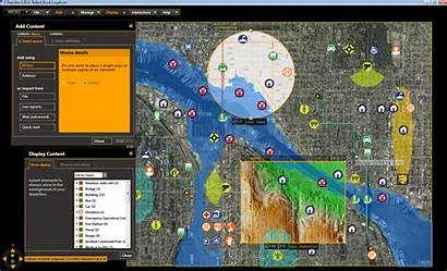 Mapping Software Emergency Disaster Depiction Tool Prweb