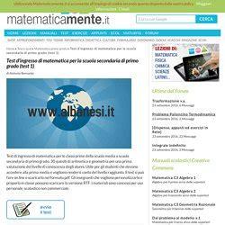 Test Ingresso Scuola Secondaria Primo Grado by Prove Di Ingresso Pearltrees