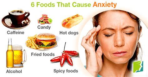 foods   anxiety