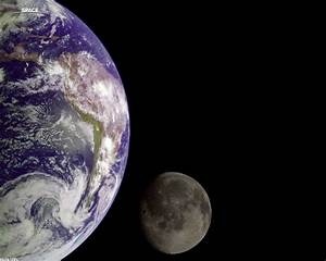 Space: Earth with Moon, picture nr. 26693