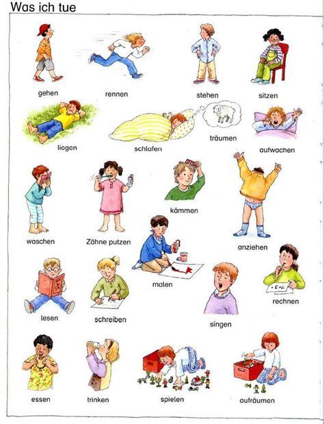 268 Best Images About Wortschatz (deutsche Vokabeln)  German Vocabulary On Pinterest
