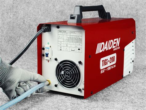 daiden welding inverter machine mesin las tigi 200