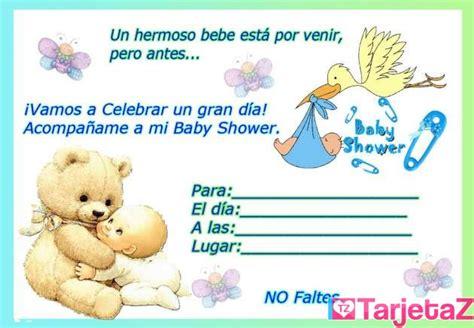 tarjetas para baby shower tarjetaz