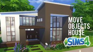 The Sims 4 Speed Build Move Objects Family Home YouTube