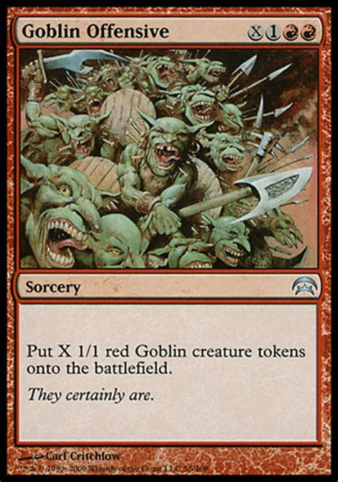 Goblin Commander Deck Wort by Commander Theory Wort The Raidmother