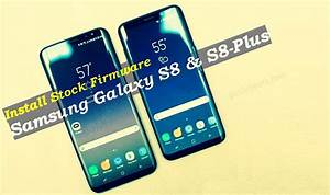 How To Download And Install Samsung Galaxy S8 S8