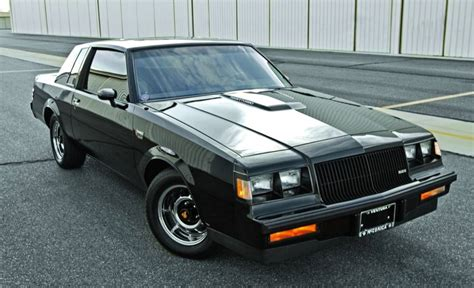 Buick Grand National 1987 by Grand Finale 1987 Buick Grand National After A Br
