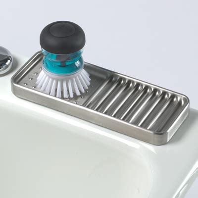 kitchen sink tray interdesign forma sink tray the container 6555