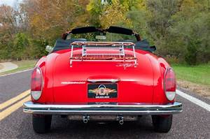 1972 Volkswagen Karmann Ghia Convertible  Red  Look  For