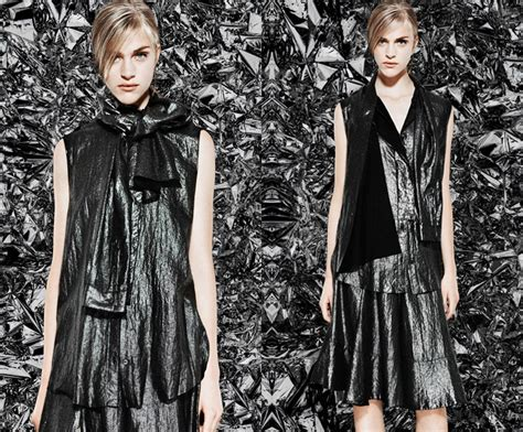 Acne 2012-2013 Fall Winter Womens Capsule Collection