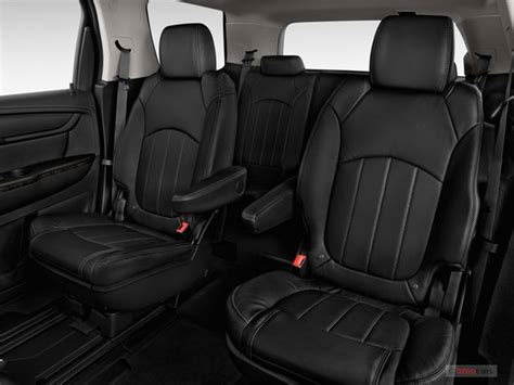 2016 gmc acadia pictures rear seat u s news best cars