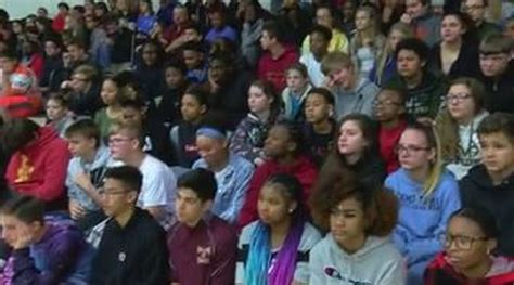russell county middle school celebrates black history