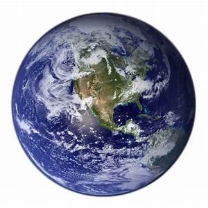 File:Earth Western Hemisphere transparent background png
