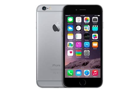space gray iphone apple iphone 6 16gb space grey kogan