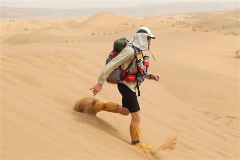 dessert des sables marathon des sables