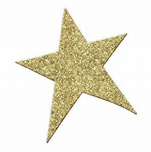 Sparkling Gold Star transparent PNG - StickPNG