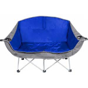 ozark trail 2 person padded club chair walmart com