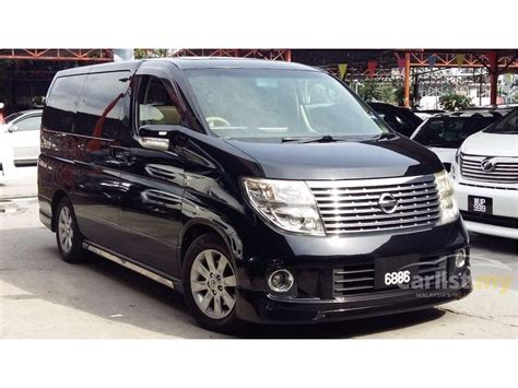 Nissan Elgrand Picture by Nissan Elgrand 2007 3 5 In Kuala Lumpur Automatic Mpv