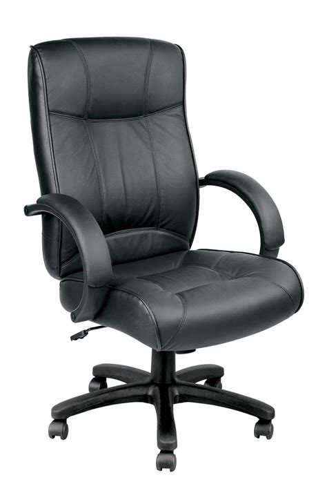 eurotech odyssey executive leather high back chair le9406
