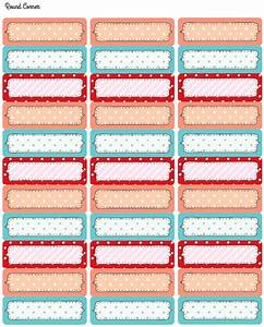 Adorable pattern background in beautiful color for address for Colored mailing labels