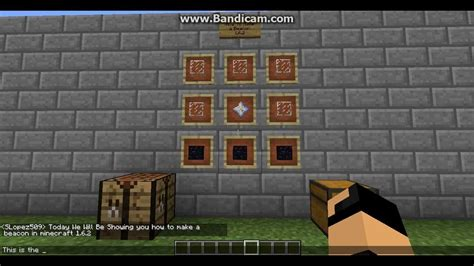 beacon  minecraft  youtube