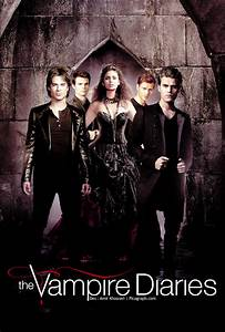 The Vampire Diaries Season 4 Poster by amir72kh on DeviantArt